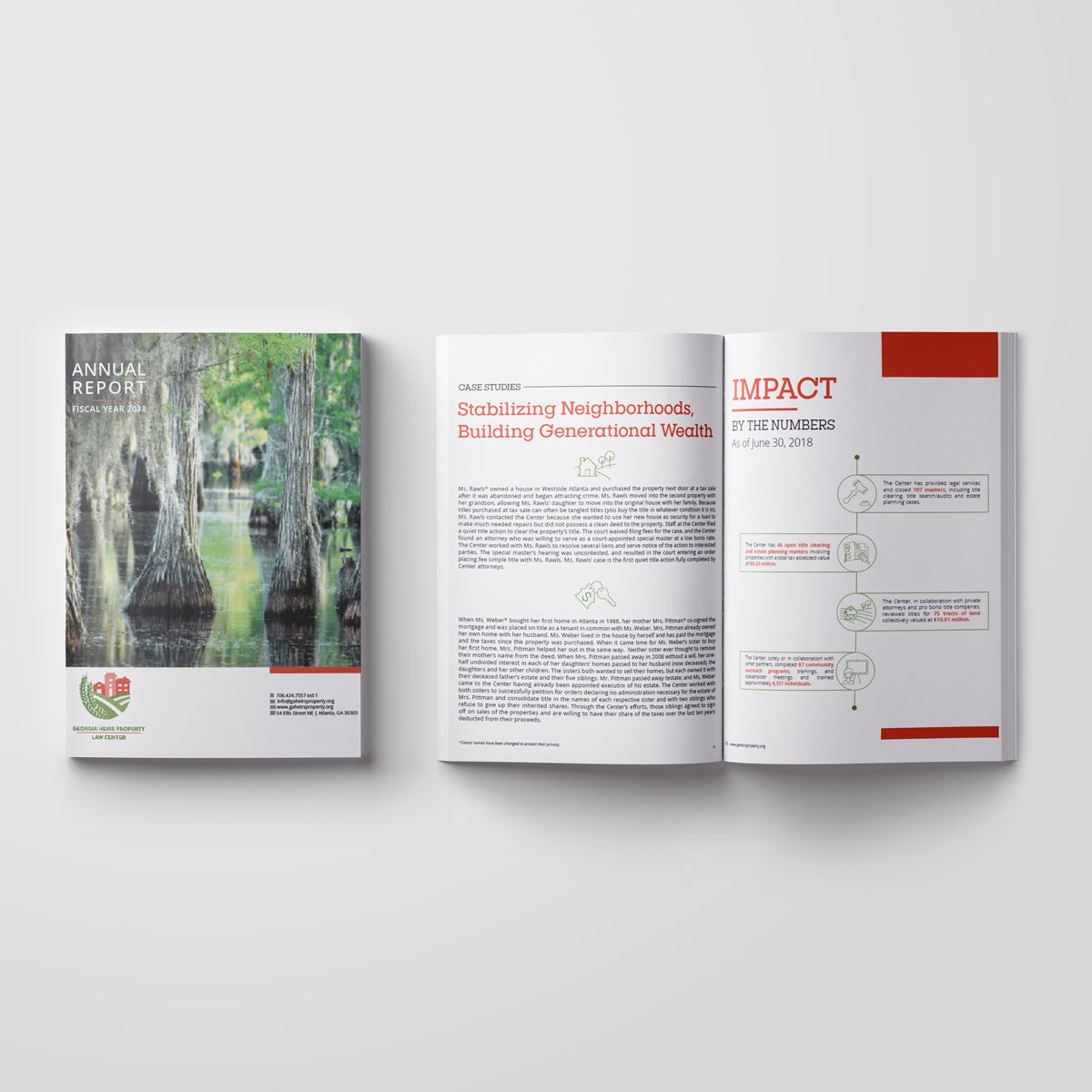 705 Marketing | Annual Reports